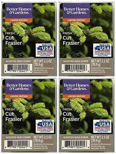 dens Fresh Cut Frasier Wax Cubes (4 Pack - 24 Cubes) ()