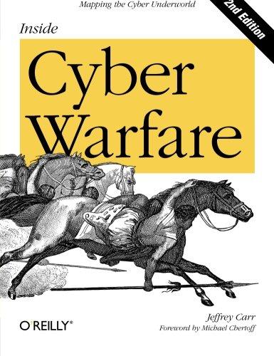 Inside Cyber Warfare: Mapping the Cyber Underworld [Jeffrey Carr] (Tapa Blanda)