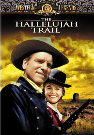 The Hallelujah Trail by LANCASTER,BURT