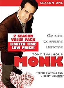 Monk: Season 1 & Two