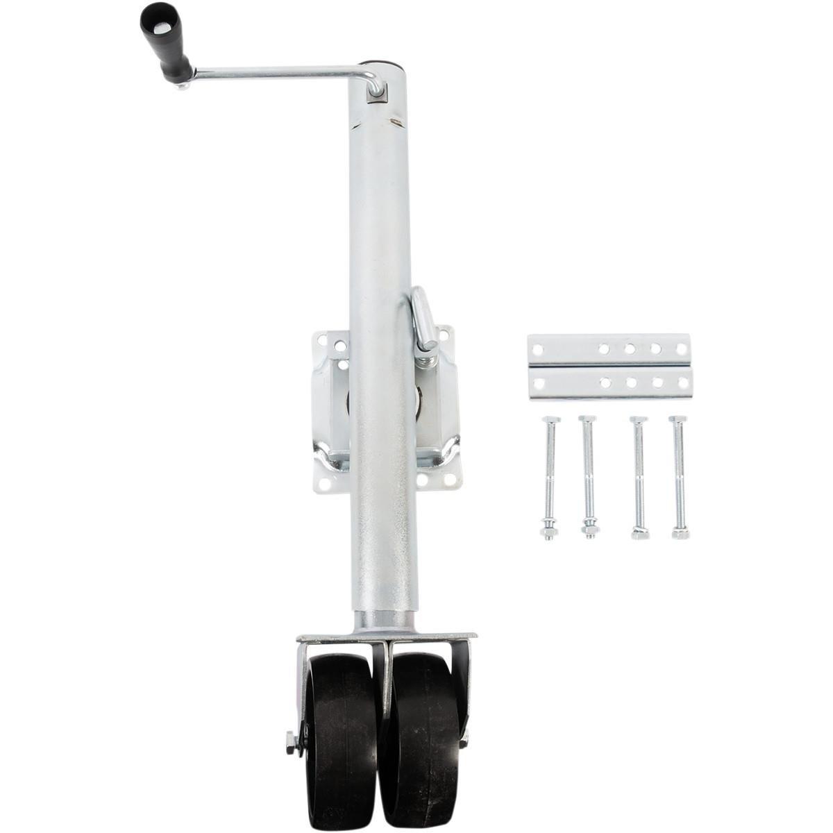 910kg KIMPEX Dual Wheel Swivel Jack   B01K2E3WNA
