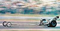 1969 AA/Fuel Dragster NHRA Drag Race Don Garlits Photo by Aafuel