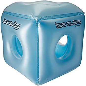 Swimline The Cube Inflatable Pool Float Toys Games