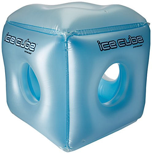 "Swimline Ice Cube Fun Float 49"" Square"