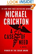 #3: A Case of Need: A Novel