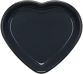 product image for Homer Laughlin Large Heart Bowl, Slate