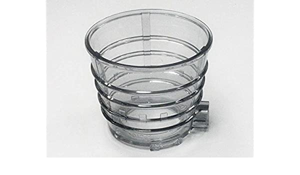 Accesorio Caja sorbetteria centrifugador Slow Juicer jmp600 jmp601 ...