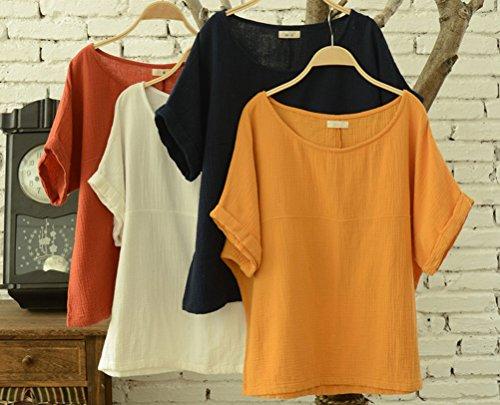 Womens blouse linen