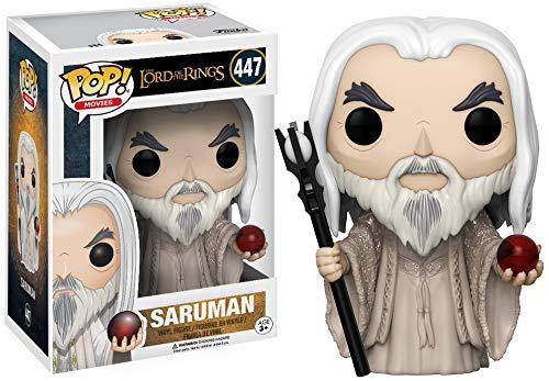 Funko - Pop! Vinilo Coleccion El senor de los Anillos - Figura Saruman (13555)