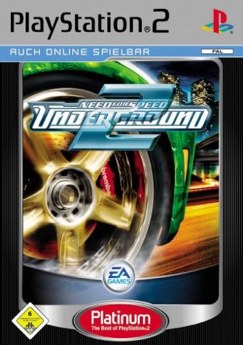 Need for Speed Underground 2 (Germany) (Need For Speed Ii)