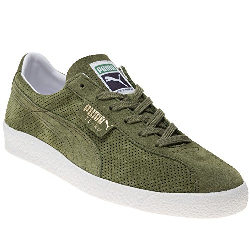 Puma Te-Ku Summer Trainers Green Capulet Olive affordable online comfortable online for nice 2lz6ZR6