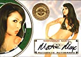 2013 Bench Warmer Vegas Baby Autographs #54 Masuimi Max - NM-MT