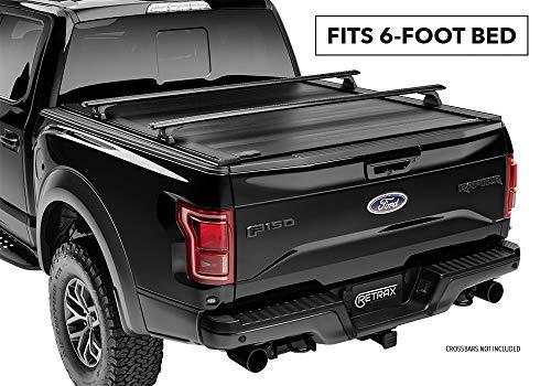RetraxPRO XR Retractable Truck Bed Cover RACK COMPATIBLE | fits Tacoma 6' Regular, Access & Double Cab (16-18)