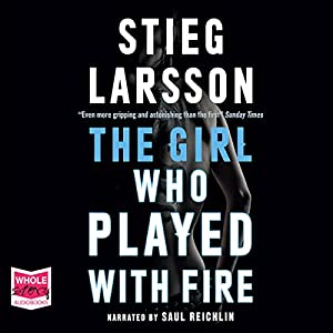 The Girl Who Played with Fire | Livre audio