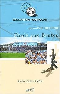 Droit aux brutes par Jean-Paul Delfino