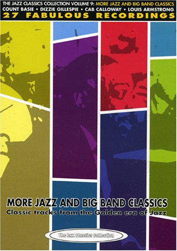 DVD : MORE JAZZ & BIG BAND CLASSICS - More Jazz & Big Band Classics (DVD)
