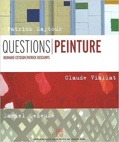 En ligne téléchargement Questions/Peinture epub pdf
