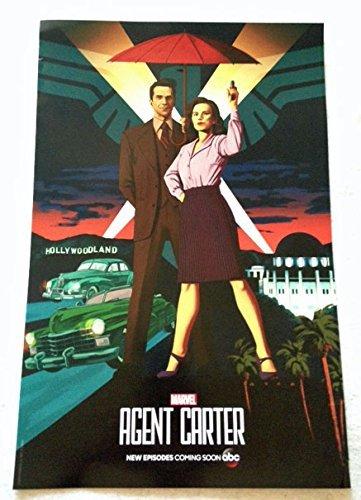 marvels agent carter poster - 6