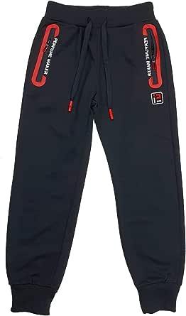 Fashion Boy J9581e - Pantalones de chándal para niño