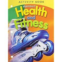Harcourt Health & Fitness: Activity Book Grade 5