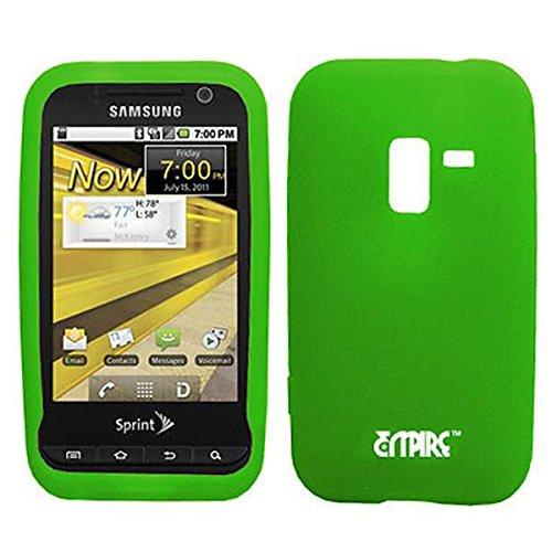 EMPIRE neongrün Silikon-Gel-Hülle Tasche für MetroPCS Samsung Freefürm III