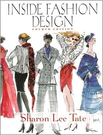 Inside Fashion Design 4th Edition Tate Sharon Lee 9780321015501 Amazon Com Books