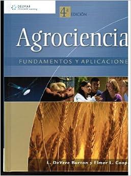 Agrociencia: Fundamentos y Aplicaciones