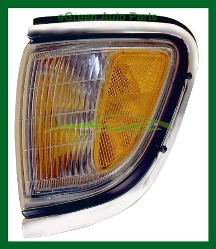 TOYOTA PICK UP TACOMA C.LAMP CHROME LEFT (DRIVER SIDE) 4WD(S.B.) 1995-1997