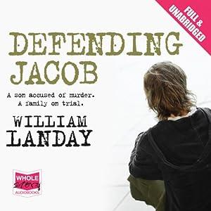 Defending Jacob Audiobook