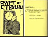 Crypt of Cthulhu #30 Eastertide 1985 Chapbook (Volume 4 Number 5)