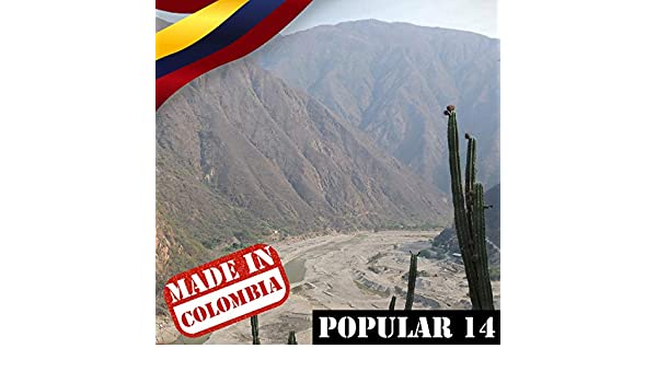 Made In Colombia / Popular / 14 by Varios Artistas on Amazon Music - Amazon.com