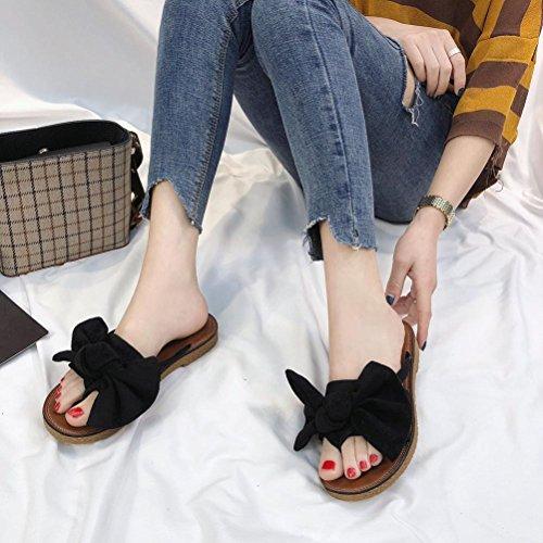 Infradito Nero Shoes Donna Women's 051 Shobdw Shobdw q10fw8W