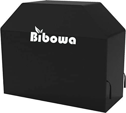 74 UV Resistant,Double Grill Cover 70-71 Bibowa BBQ Cover Waterproof 72-73