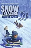 Front cover for the book Snow Treasure by Marie McSwigan