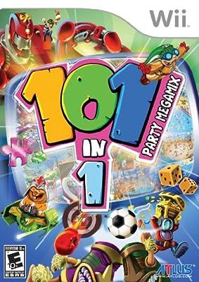 101-in-1 Party Megamix - Nintendo Wii