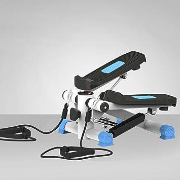 CKR Stepper Mini Ejercicio de Gimnasio con Pasos, Escalera de Ejercicios, máquina de Entrenamiento para el cordón del Brazo,Blue: Amazon.es: Deportes y aire libre