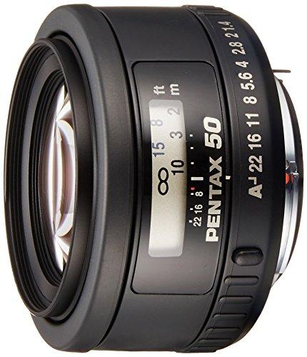 PENTAX standard lens FA50mm F1.4 FA50F1.4 by Pentax