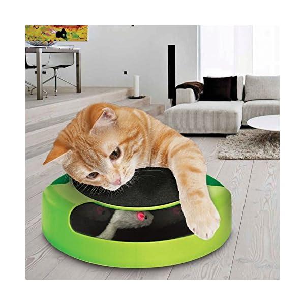 Juguete-Tech-Traders–para-gato-que-consisten-en-atrapar-el-ratn-de-peluche-en-movimiento-ideal-para-araar