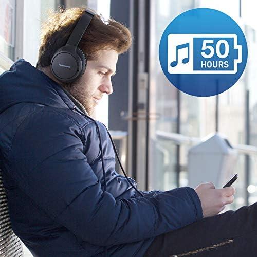 Panasonic Bluetooth Headphones Rb Hf520be K Black Elektronik