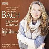 Bach: Keyboard Concertos (Concerto In D/ D/ E Flat/ E) (Anastasia Injushina, Ralf Goth?3ni) (Ondine: ODE 1224-2) by Anastasia Injushina (2013-02-14)