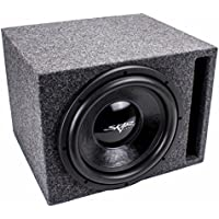 Skar Audio 12 500 Watt Subwoofer Package - Includes 12-Inch Dual 2 Ohm Subwoofer in Ported Box