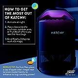 Katchy Indoor Fly Trap - Catcher & Killer for