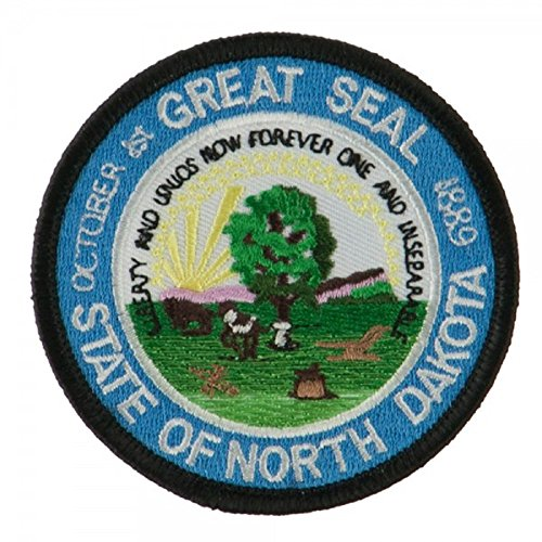 Dakota Seal - State Seal Patch Round 3