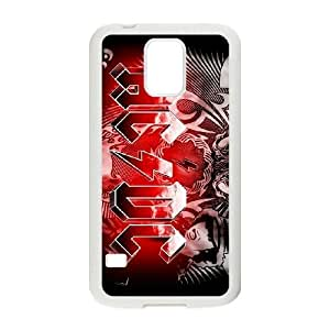 Xizkj Unique Design Cases Samsung Galaxy S5 I9600 Cell Phone Case ACDC Printed Cover Protector
