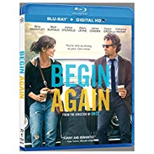 Begin Again (Blu-ray + Digital HD) (2014)