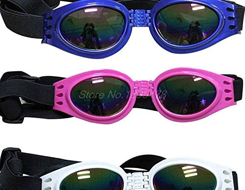 Pet Sunglasses - 50pcs 2016 Attractive Pet Dog Sunglasses Multi Color Fashionable Water Proof Boom Cool - Clip Chihuahua Extra Party Strap Goggles Shirt Large That Heart German Light Orange Se