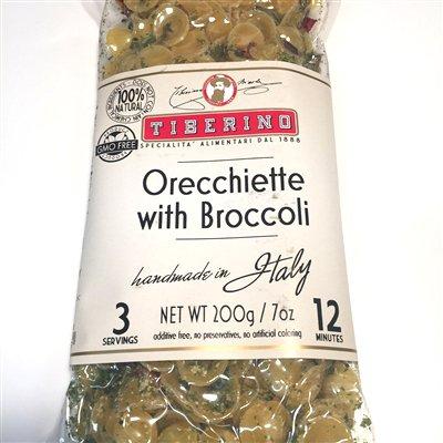Tiberino's Real Italian Meals - Orecchiette with Broccoli by Tiberino