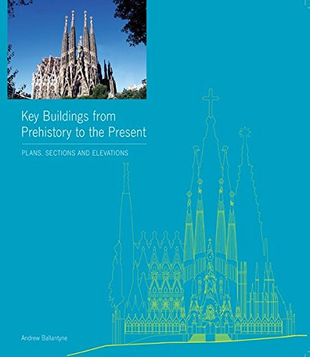 Key Buildings from Prehistory to the Present: Plans, Sections and Elevations
