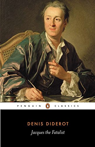 Jacques the Fatalist and His Master (Penguin Classics) by Diderot, Denis