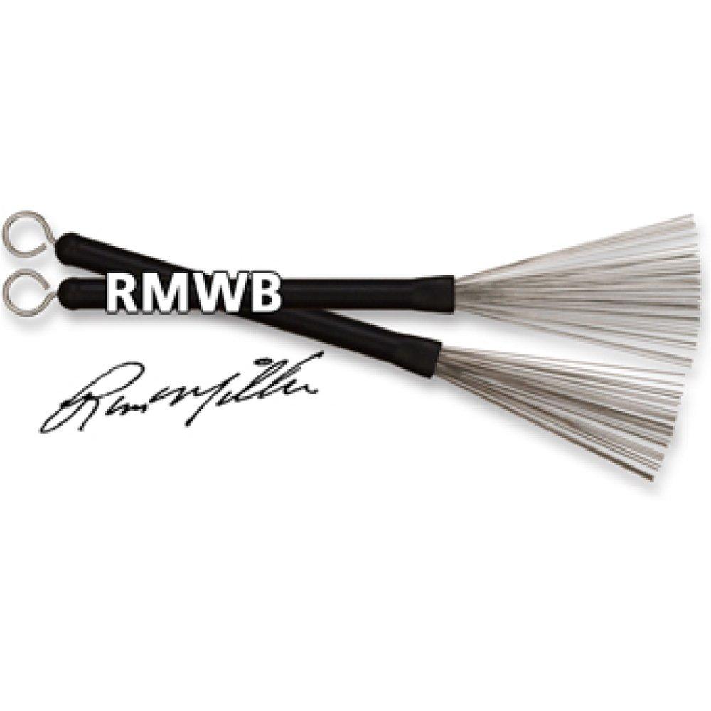 Vic Firth RMWB Russ Miller Brush Baquetas de bater/ía